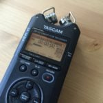 Tascam DR-40 Portable Audio Recorder
