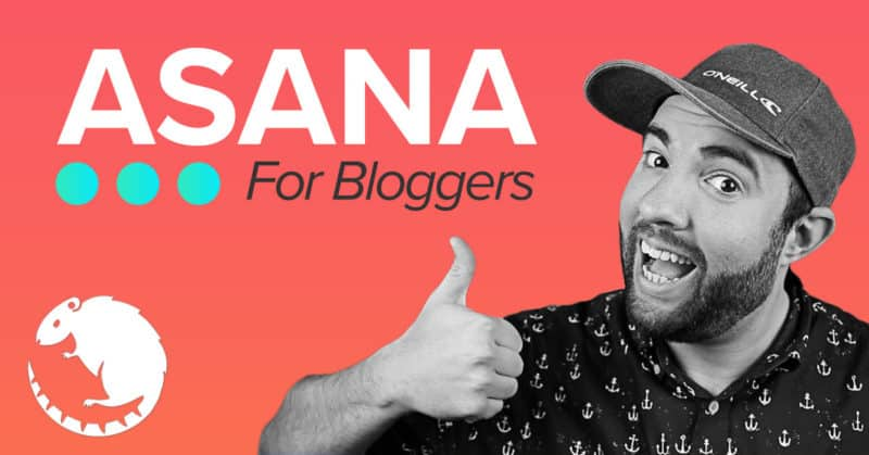 Build and Launch a Small Online Course in 7 Days: Asana for Bloggers