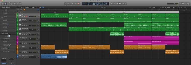 Screen Shot of Untitled 9 Beat