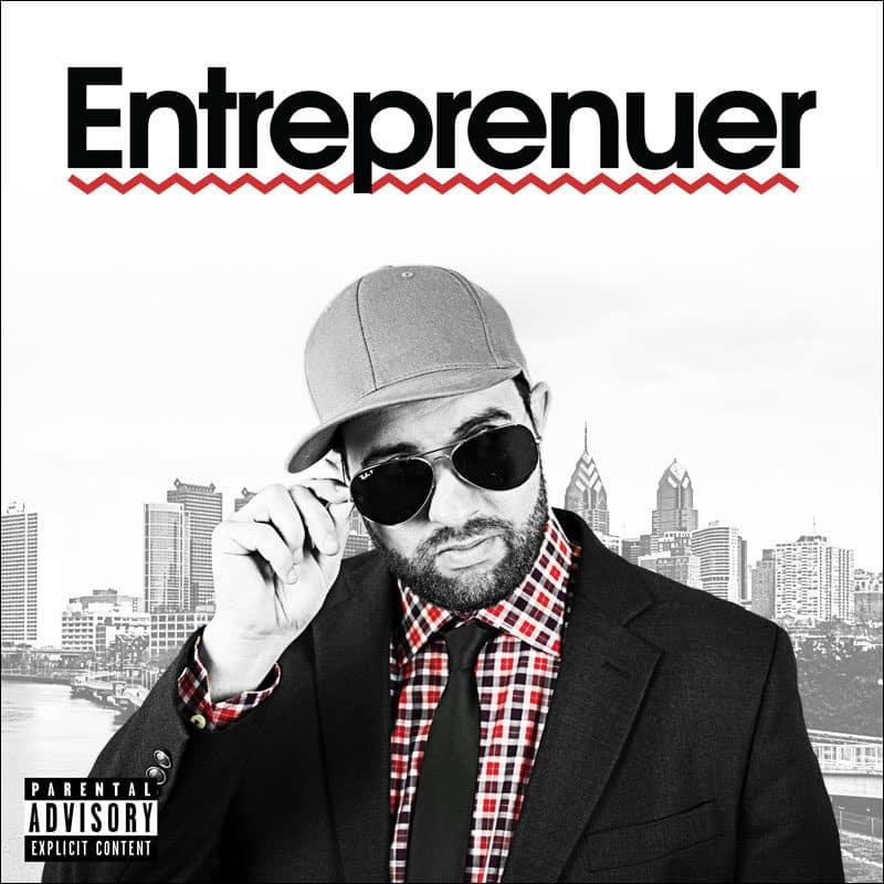 Entreprenuer Album Cover Version 2