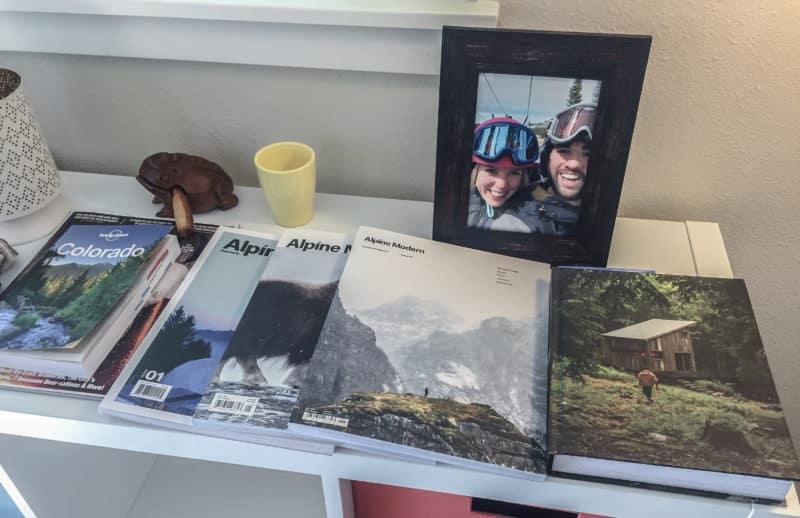 Alpine Modern Magazines