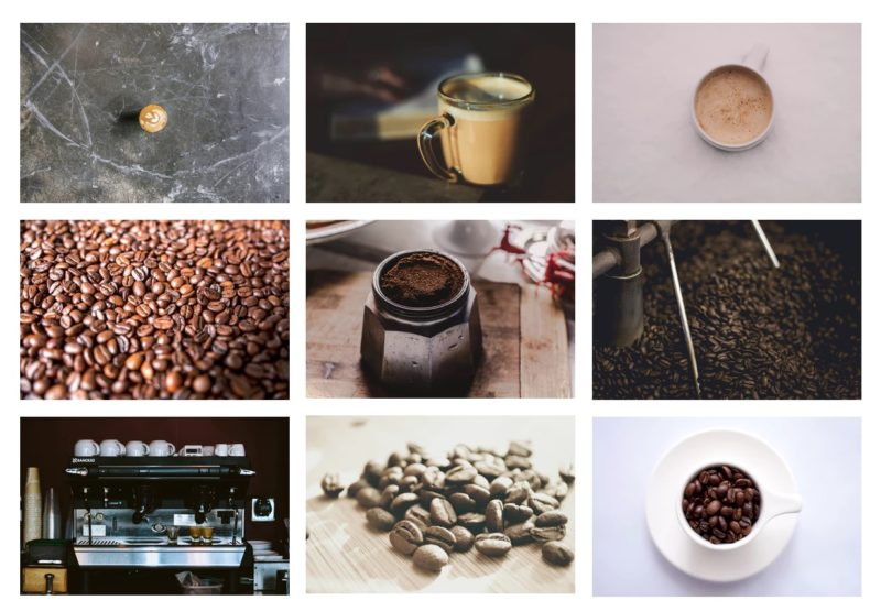 Coffee Photos from Unsplash