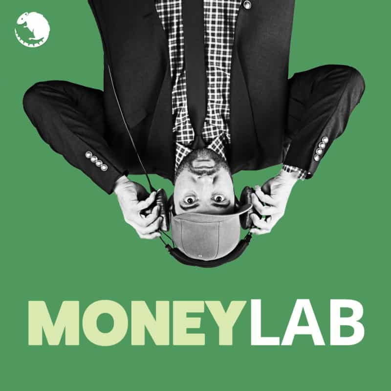 Money Lab Podcast Artwork