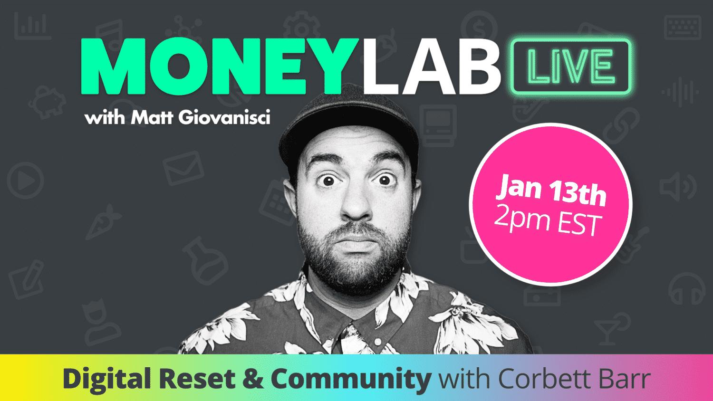 Money Lab Live Thumbnail Placeholder