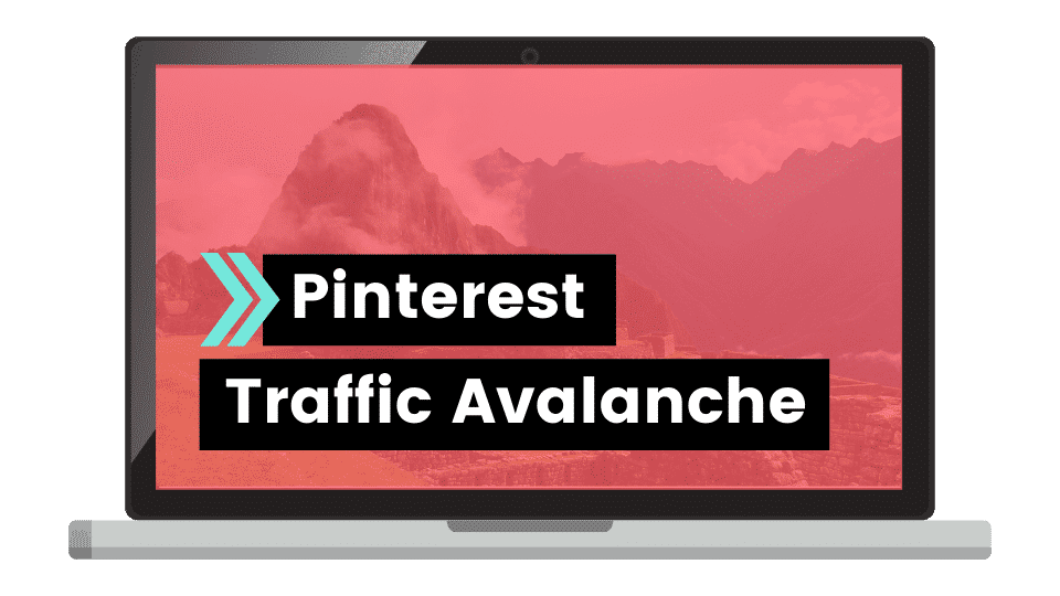 Pinterest Traffic Avalanche [COURSE]