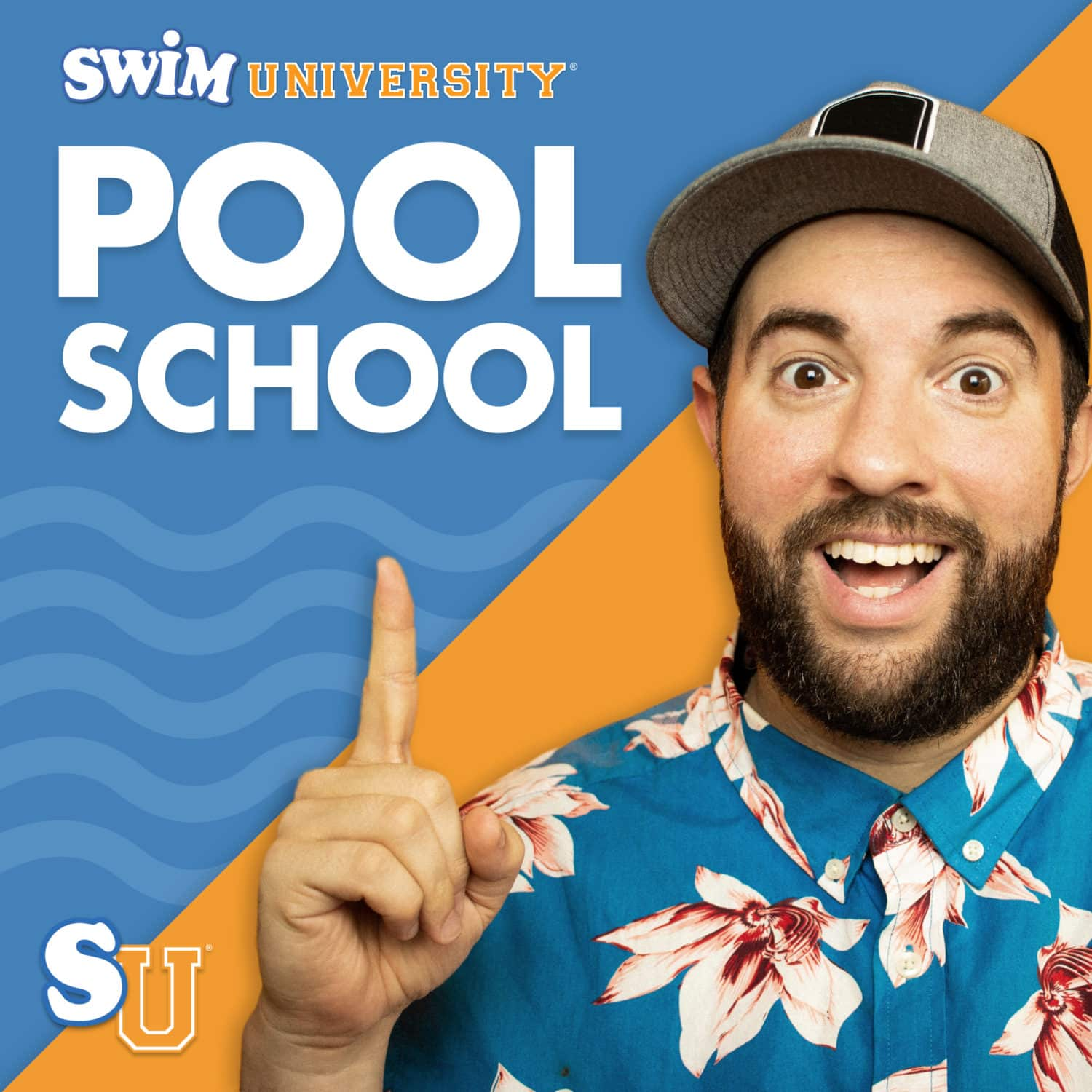 Pool School Podcast Swim University