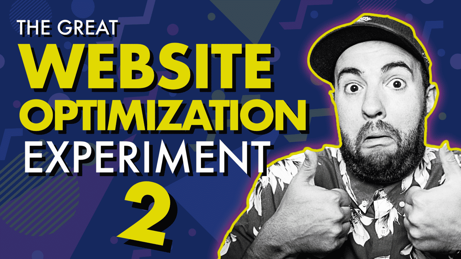 The Great Website Optimization Experiment 2