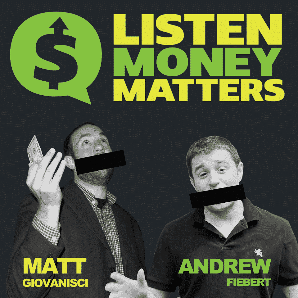 Original Listen Money Matters Podcast Art