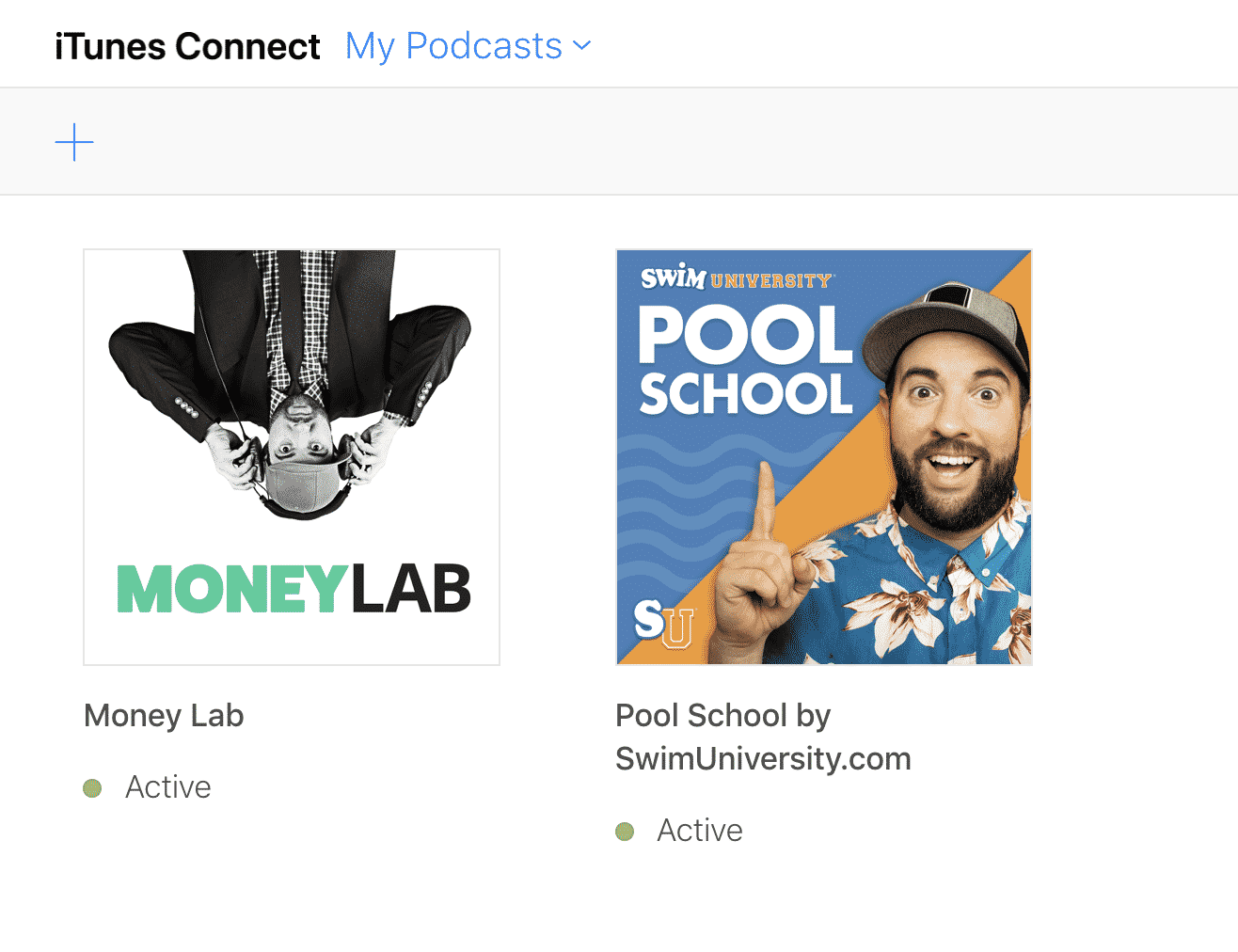 Podcast Approved in iTunes Connect